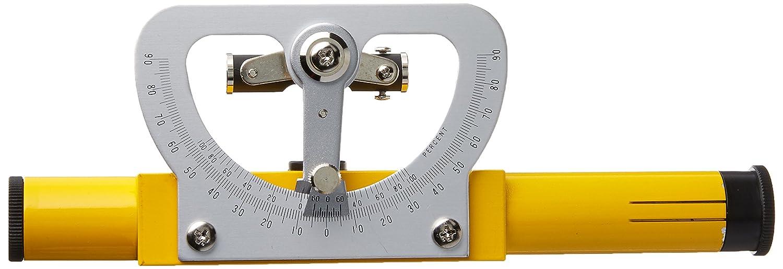 CST//Berger K /& E Type 2X Magnifying Brass Hand Level