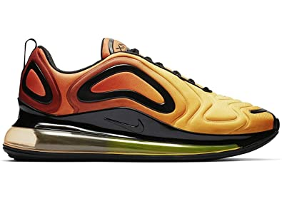 Nike Air Max 720 Mens Running Trainers AO2924 Sneakers Shoes (UK 8.5 US 9.5 EU 43, Total Orange Black 800)