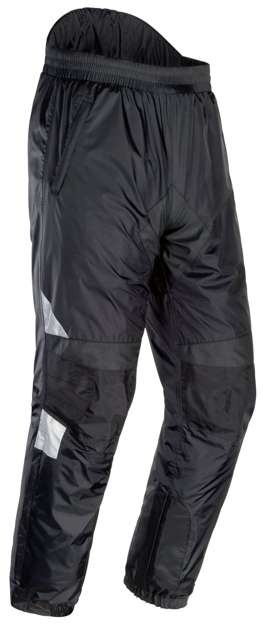 Tourmaster Mens Sentinel Black Rainsuit Pants - 4X-Large by Tourmaster (Image #1)