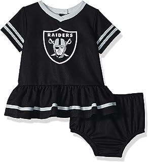 e8325c1bd Gerber Childrenswear Oakland Raiders Infant Dazzle Dress & Panty
