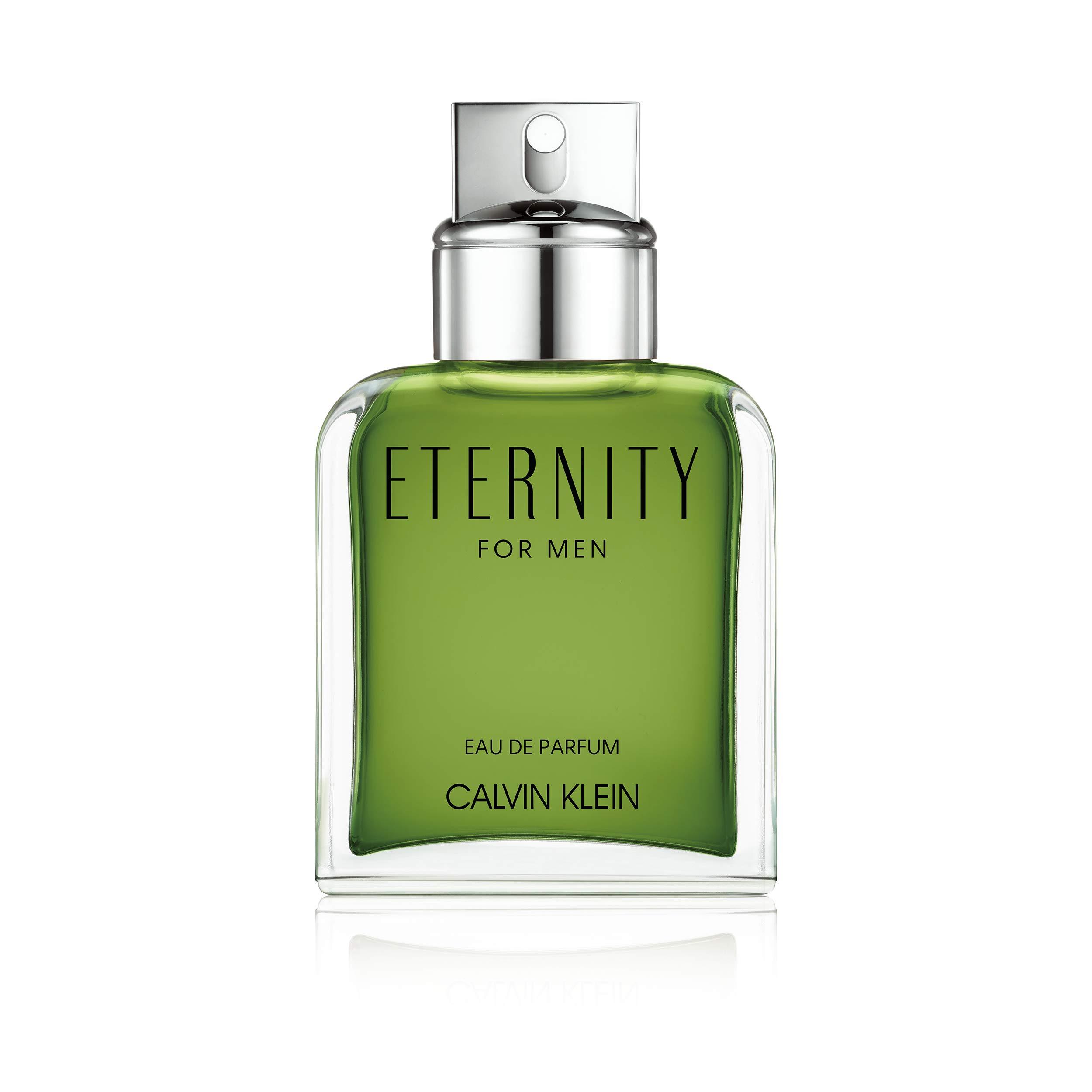 Calvin Klein Eternity for Men Eau de Parfum, 3.4 Fl Oz by Calvin Klein