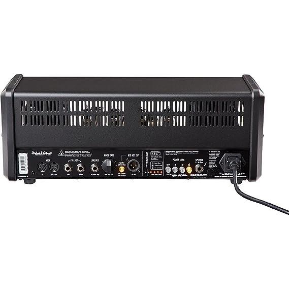 Hughes & Kettner GrandMeister 36 Head, Fully Programmable Valve Amp: Amazon.es: Instrumentos musicales