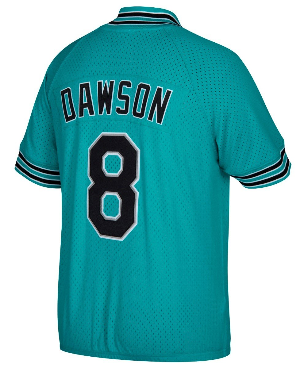 e15c2611576 Amazon.com   Andre Dawson Florida Marlins Mitchell   Ness MLB Authentic  1995 Warm-Up Jacket   Sports   Outdoors