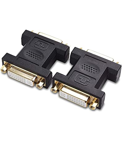 Cable Matters 2-Pack HDMI to DVI Adapter DVI to HDMI Adapter