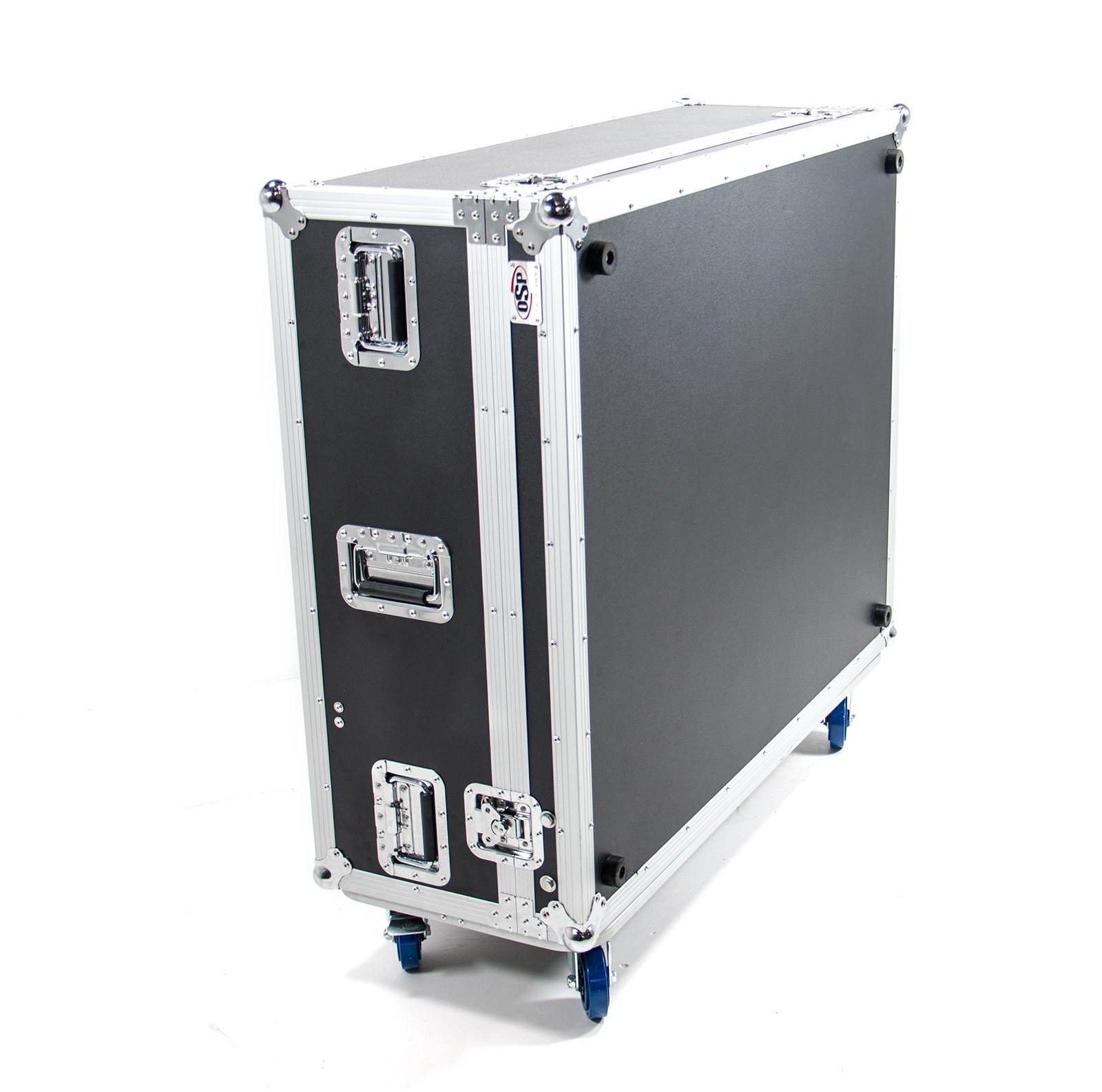 OSP Cases | ATA Road Case | Mixer Case for Yamaha CL5 Mixing Console with Doghouse | ATA-CL5-DH