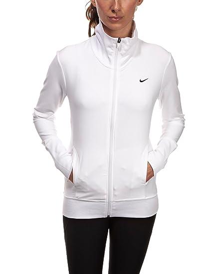 339496 Nike weißBekleidung Jacke 101Weiß Damen CWBoQdrxe