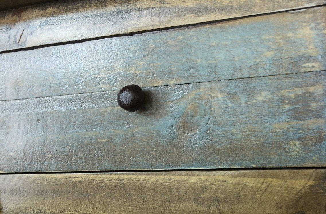 Amazon.com - BurlesonHomeFurnishings Anton Multi Color Sliding Barn ...