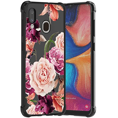 Amazon.com: Osophter - Carcasa para Samsung Galaxy A30 ...