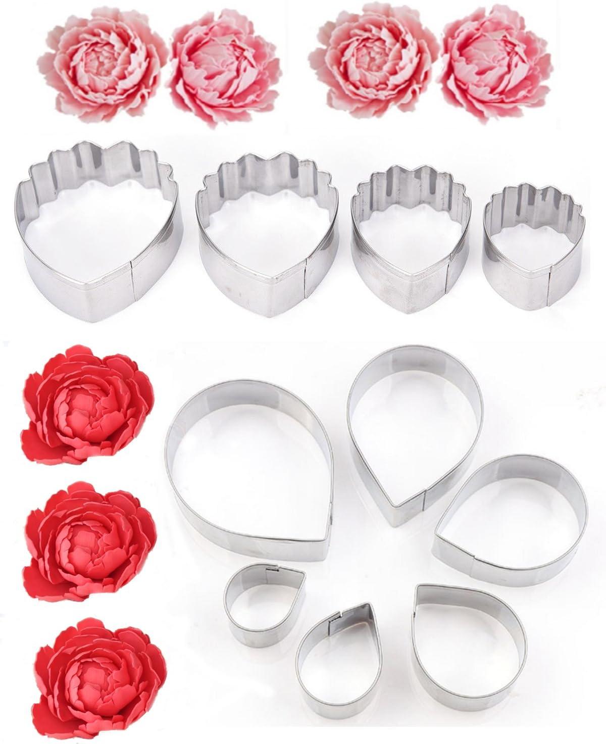 rose motif 5M roll handmade material 4 color assortment roll set of Japanese jacquard ribbon tatamitape durable