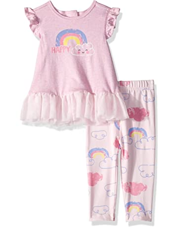 65972f8bb Gerber Baby Girls Tunic and Legging Set