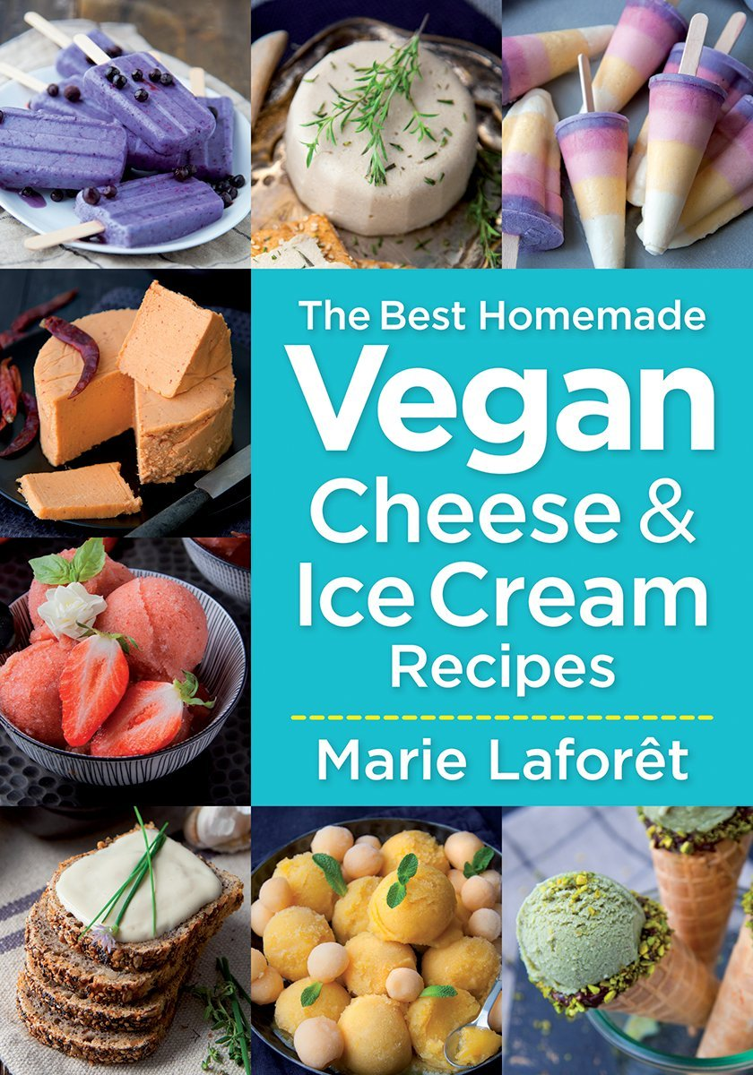 Homemade Vegan Cheese Cream Recipes product image