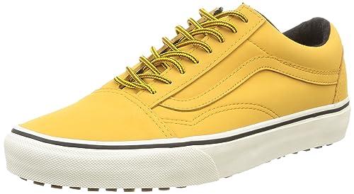 Vans U Old Skool MTE - Zapatillas Bajas Unisex, Color MTE/Honey/Leather, Talla 38