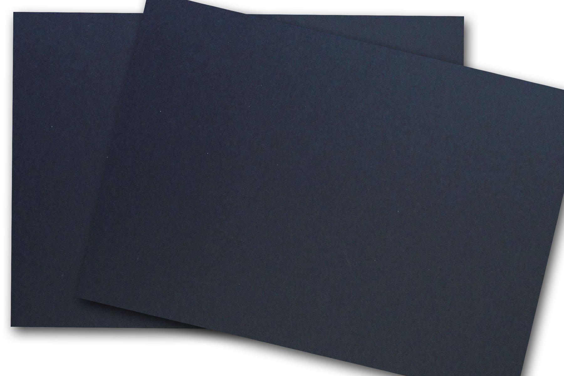 CC 130 lb DTC Heavyweight Card Stock - 25 pk (Epic Black)