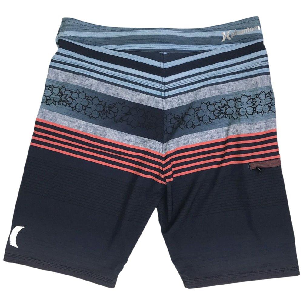 54557668fcf74 Amazon.com: Hurley Boy's Phantom P30 Ortega Blue Crimson Board Shorts Swim  Trunks (20/30): Clothing