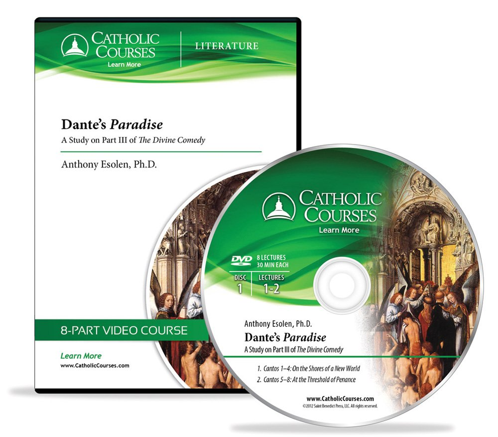 Dante's Paradise (Audio CD): A Study on Part III of the Divine Comedy