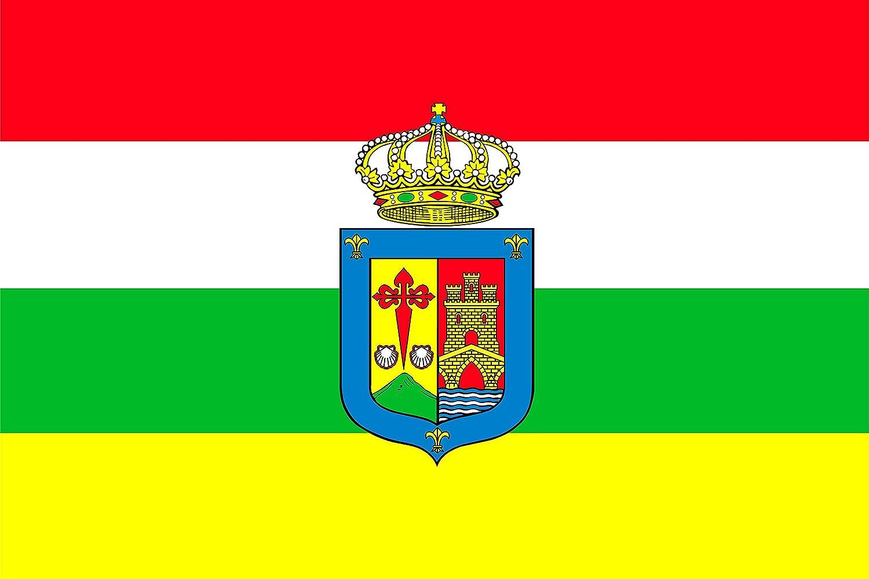 BPH RI150R Bandera de La Rioja, Raso, 100 x 150 cm: Amazon.es: Jardín