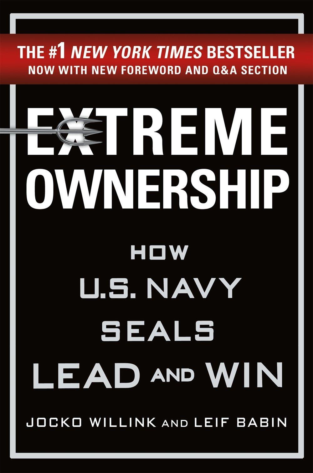 Kết quả hình ảnh cho Extreme Ownership