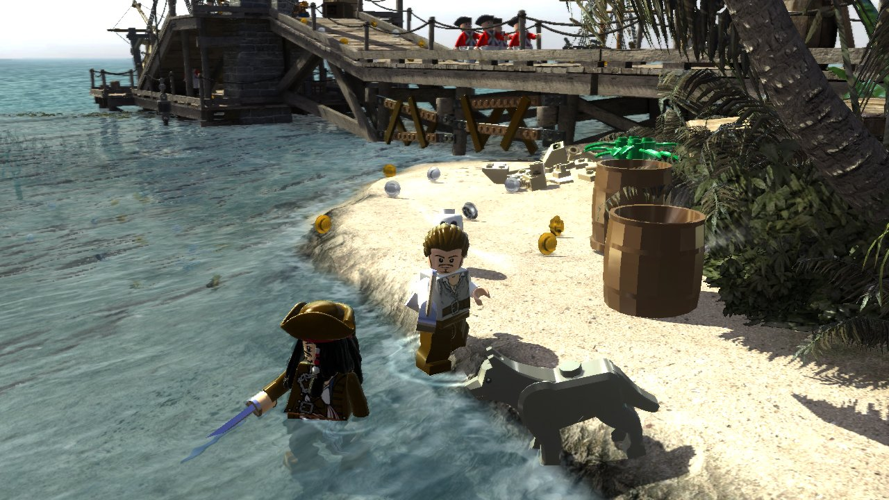LEGO Pirates of the Caribbean - Xbox 360 by Disney Interactive Studios (Image #7)