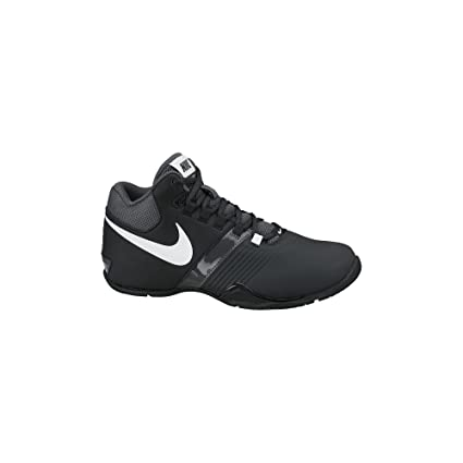 Boy's Nike AV Pro V Basketball Shoe (11C-7Y) Anthracite/Cool Grey