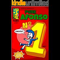 Revista em Quadrinhos do Punk Afonso - nº 01: Revista em Quadrinhos do Punk Afonso #01