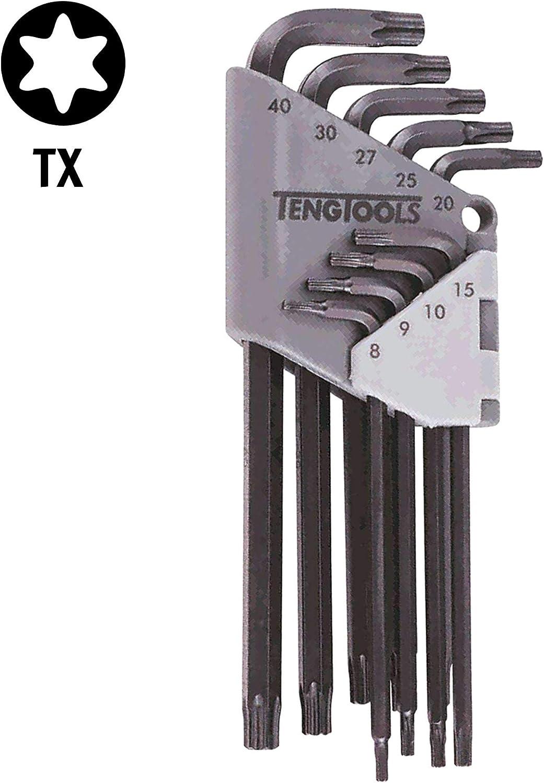 Tengtools 1479tx/ /Jeu de 9/cl/és TX pour vis de Embout Torx int/érieur