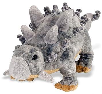 Wild Republic - Peluche Dinosauria Ankylosaurus, 38 cm (13772)