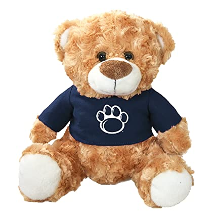 Amazon Com Mascot Factory Penn State Nittany Lions Teddy Bear With