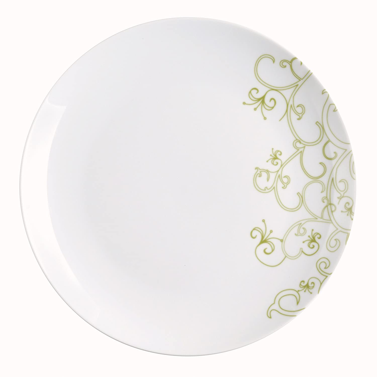 Amazon.com | Rachael Ray Dinnerware Curly-Q 4-Piece Dinnerware Place Setting:  Dishes: Dinnerware Sets