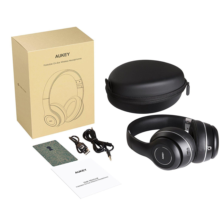 Bluetooth Headset faltbar / Bild: Amazon.de
