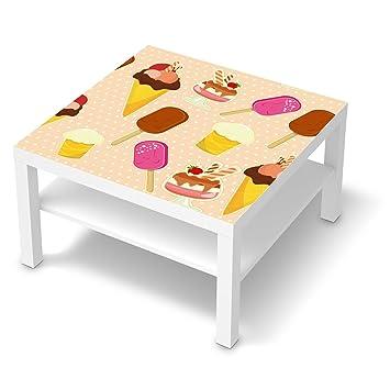 Creatisto Dekoration Für Ikea Lack Tisch 78x78 Cm Klebefolie Möbel