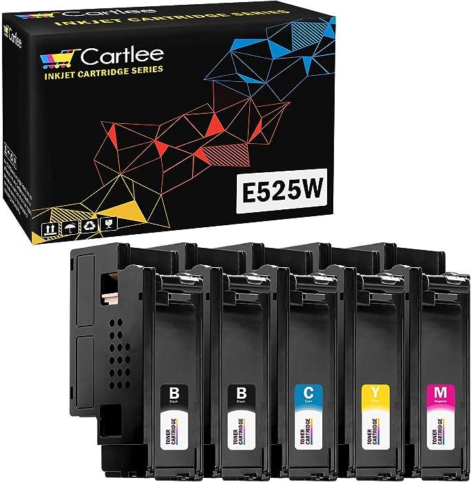 Top 10 Bulk Toner Refills For Dell E525w Printer