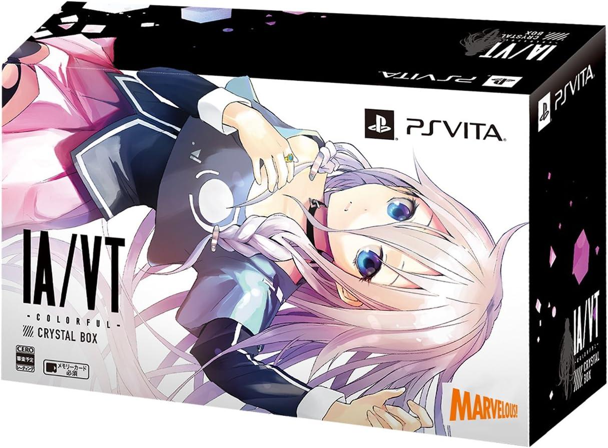 Amazon Ia Vt Colorful クリスタルbox 限定版 Ps Vita ゲーム