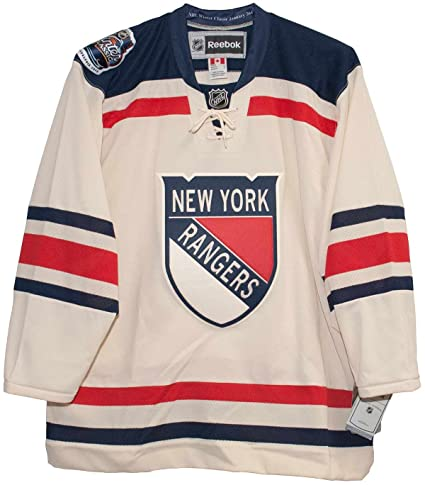on sale 981aa f7053 Amazon.com : New York Rangers 2012 Winter Classic Men's ...
