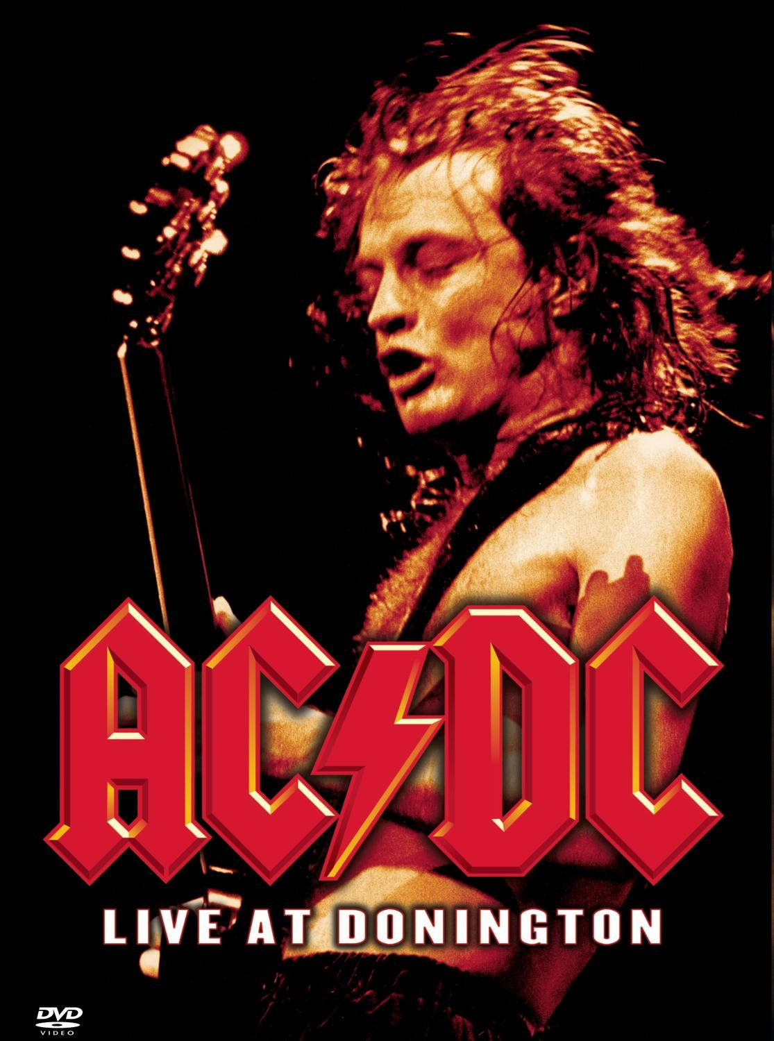 AC/DC - Live At Donington: 1991 Chris Slade Malcom Young Brian Johnson Cliff Williams