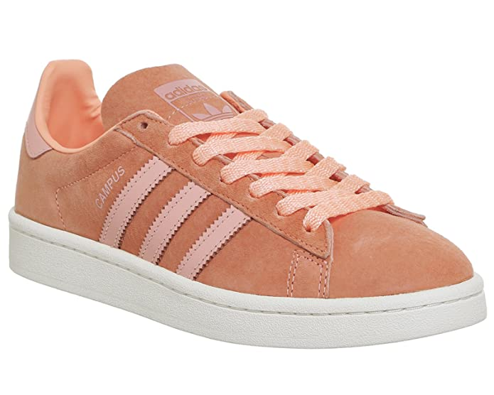 Orange Herren adidas Campus Schuhe