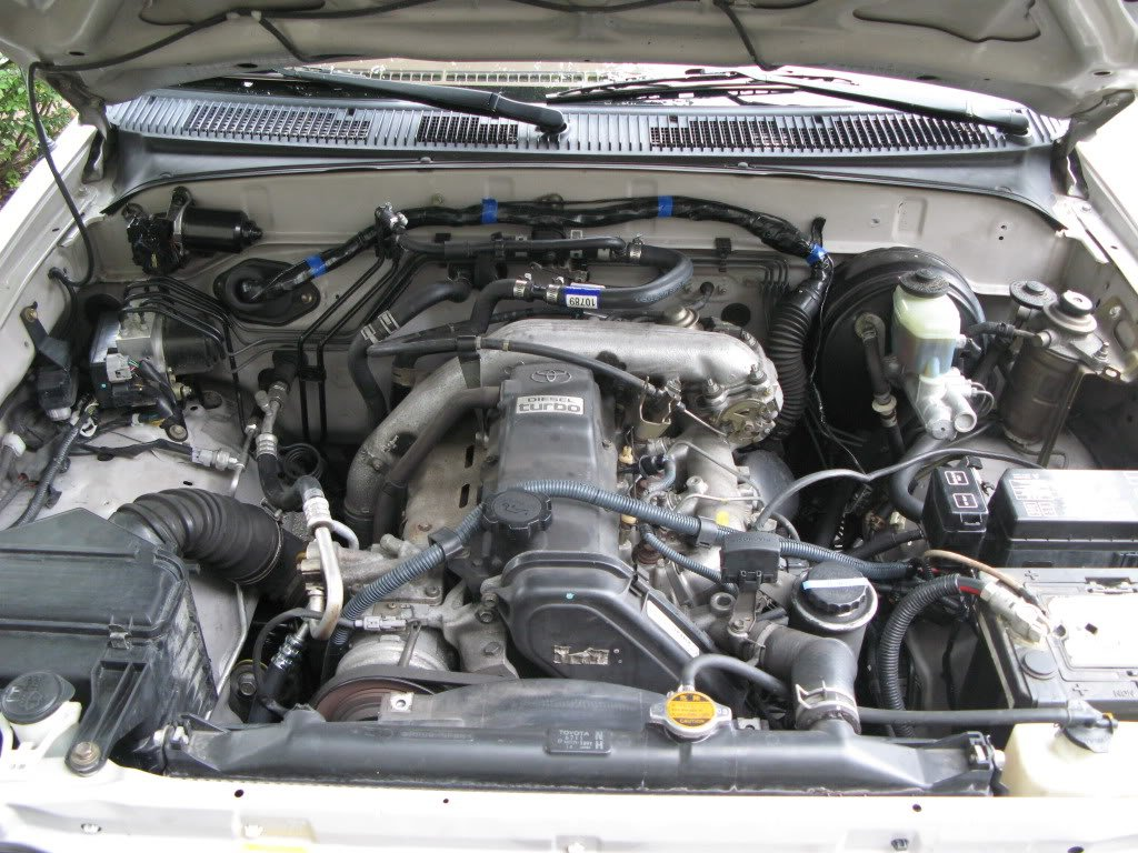 Amazon.com: 80A Alternator For Toyota Land Cruiser Prado KZJ90 KZJ95 KZJ120  3.0L 1KZ-TE: Automotive
