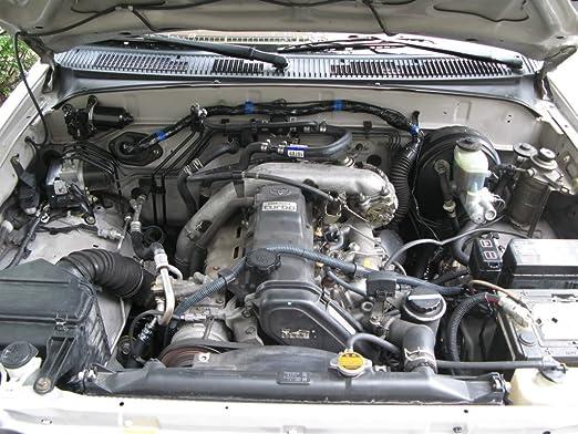 80 A Alternador para Toyota Land Cruiser Prado Kzj90 kzj95 kzj120 3.0L 1 kz-te: Amazon.es: Coche y moto