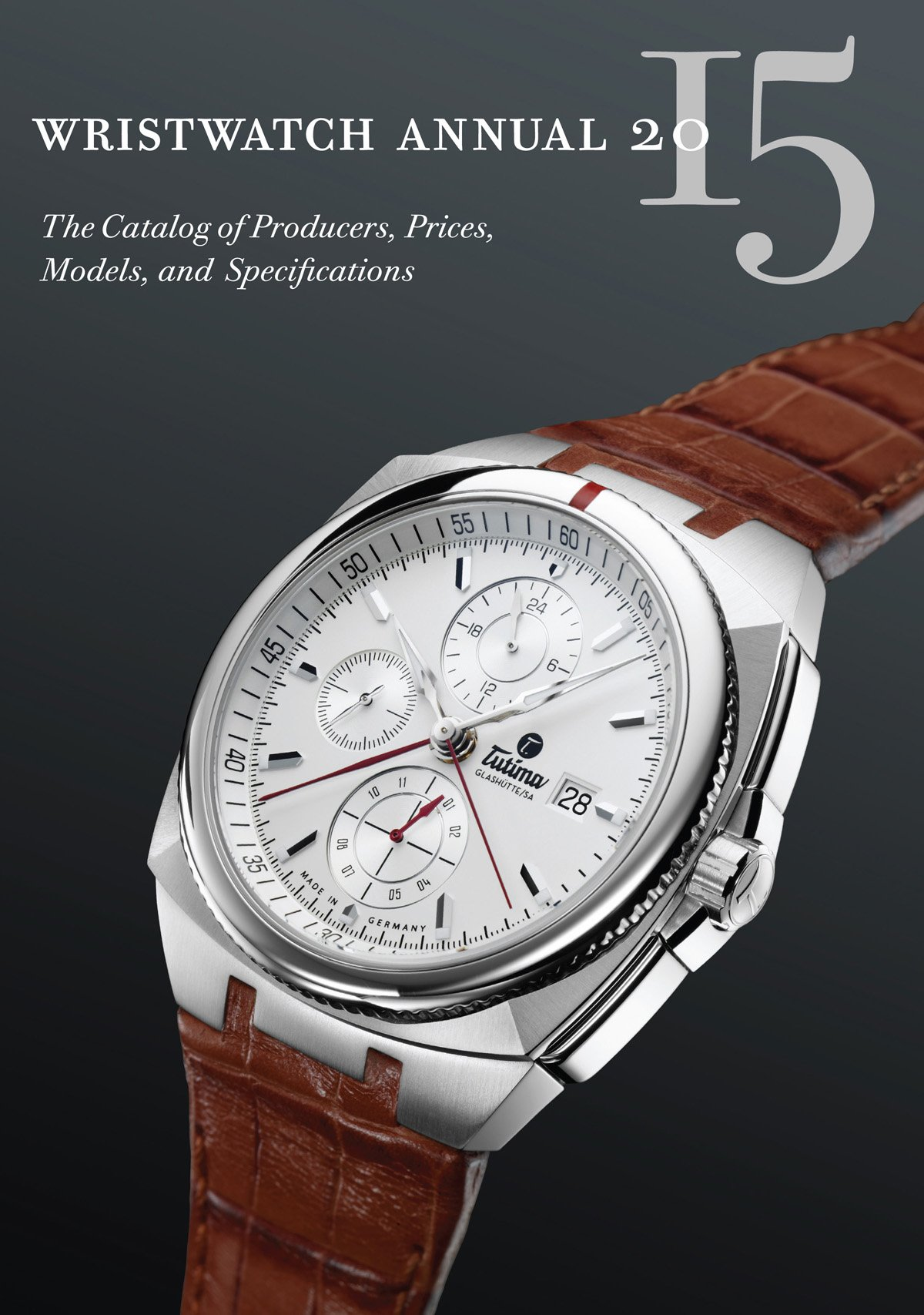 Wristwatch Annual 2015 Producers Specifications product image