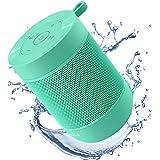 Portable Bluetooth Speaker, COMISO Bluetooth Wireless Mini Pocket Speaker, 360 HD Surround Sound & Rich Stereo Bass, 12H Play