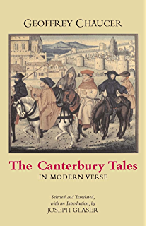 The selected canterbury tales a new verse translation kindle the canterbury tales in modern verse hackett classics fandeluxe Gallery