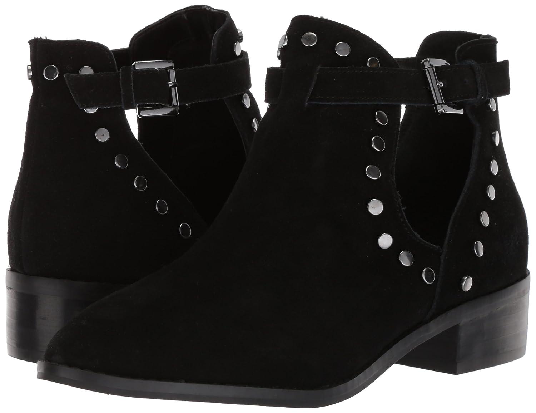 Carlos by Carlos Santana Women's Blake Ankle Boot B077H5P8S3 6.5 B(M) US Black