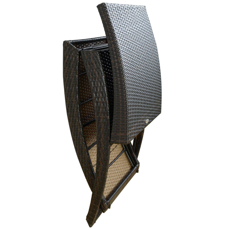 sonnenliege klappbar rattan. Black Bedroom Furniture Sets. Home Design Ideas
