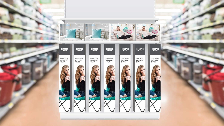 Amazon.com: Sharper Image SMG3005 - Silla de masaje con ...
