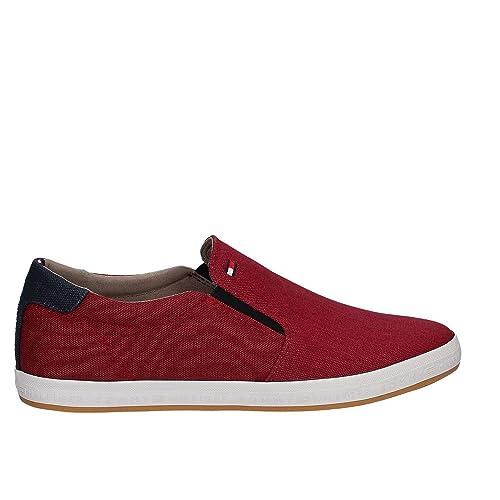 zapatos para hombre color Rojo Rojo color  marca TOMMY HILFIGER modelo a57bab
