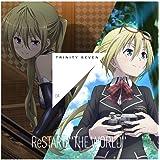 """トリニティセブン エンディング・ソング Theme4 「ReSTART """"THE WORLD""""」[CD+DVD]"""