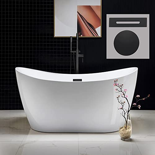 WOODBRIDGE B0016-MB-Drain O Bathtub