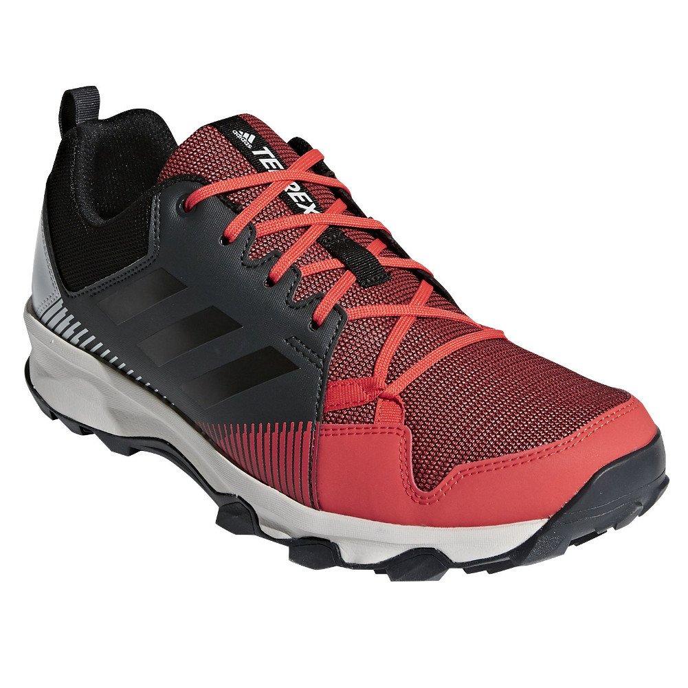 adidas outdoor Men's Terrex Tracerocker Trail Running Shoe B07957H7GM 13 D(M) US|Hi-res Red, Black, Carbon