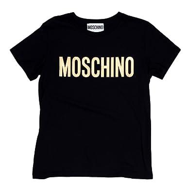 2fe3a9a38694 Moschino Herren T-Shirt schwarz schwarz Gr. XXXL, schwarz  Amazon.de ...