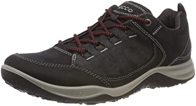 new lifestyle lowest price the latest ECCO Men's Espinho Low Hiking Shoe, Black, 43 M EU (9-9.5 US)