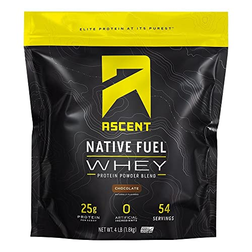 Ascent Native Whey Protein Powder
